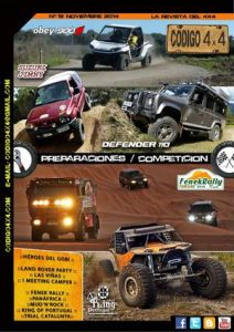 revista land rover