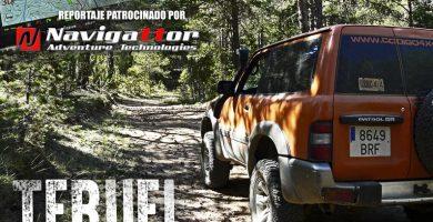 Ruta por Teruel 4x4