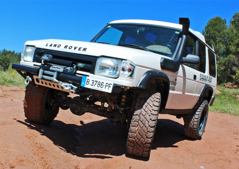 Land Rover Discovery I C 243 Digo 4x4