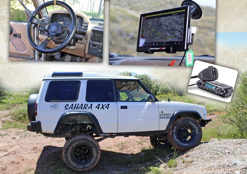 accesorios interiores land rover discovery