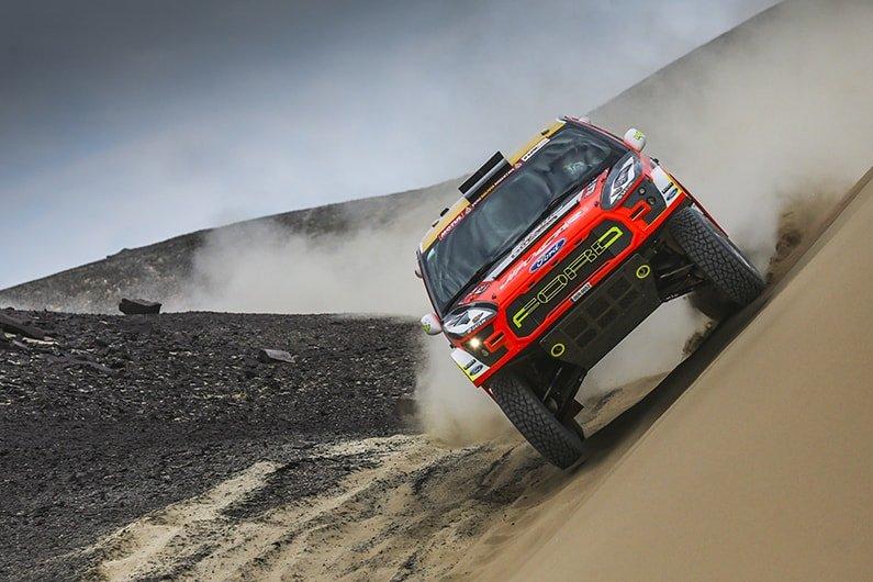 Dakar 2018 etapas