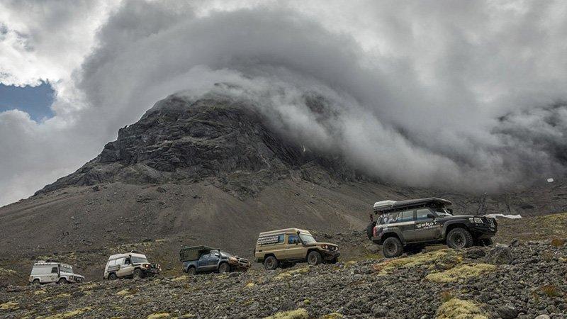 montañas sagradas