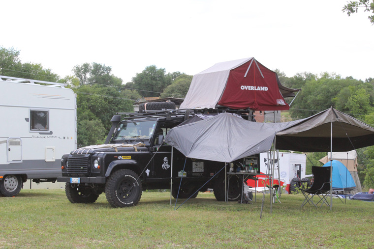 camper offroad