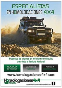HOMOLOGACIONES-4X4