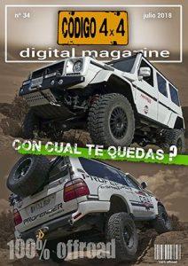 revista comparativa 4x4