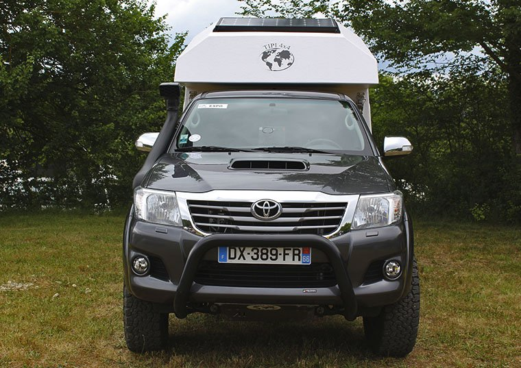 frontal tipi4x4