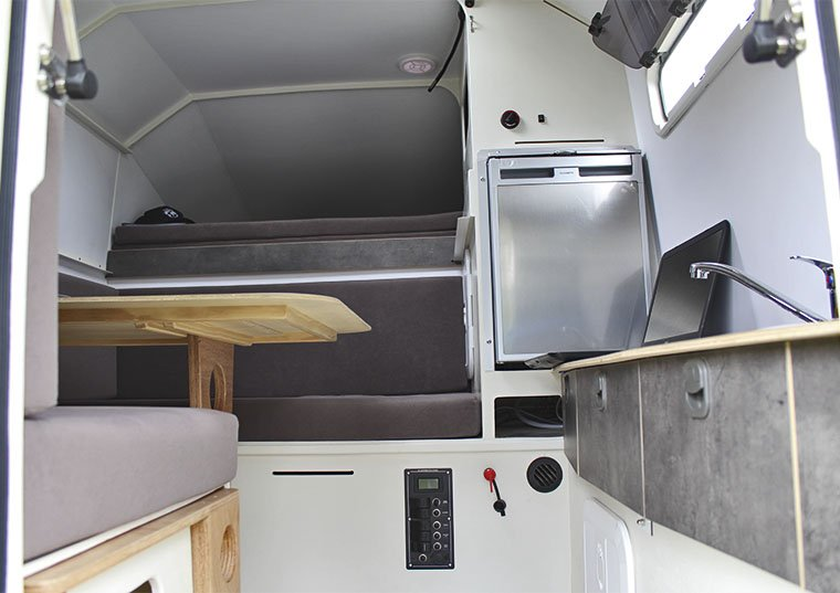 interior general tipi4x4