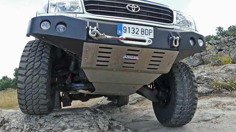 suspension-hdj100