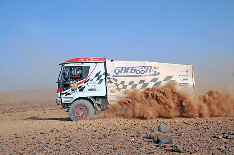 categoría-camión