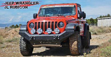 rubicon jeep jl rojo
