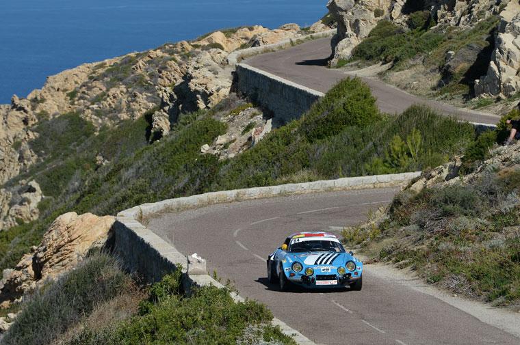 el Tour de Corse Historique