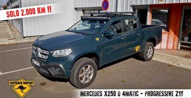 MERCEDES-BENZ X 250