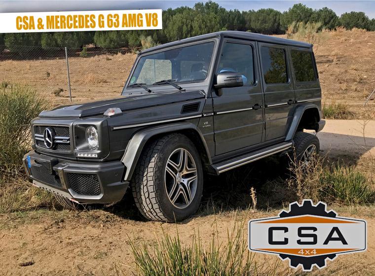 MERCEDES G 63