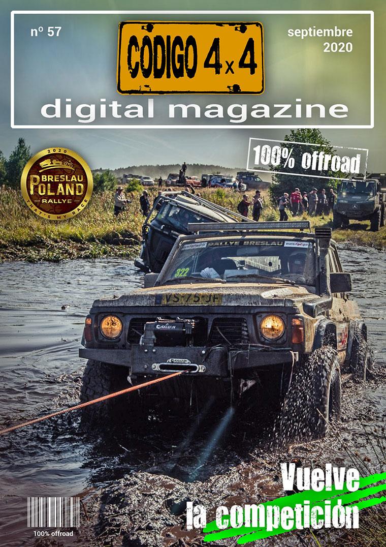 revista digital 4x4
