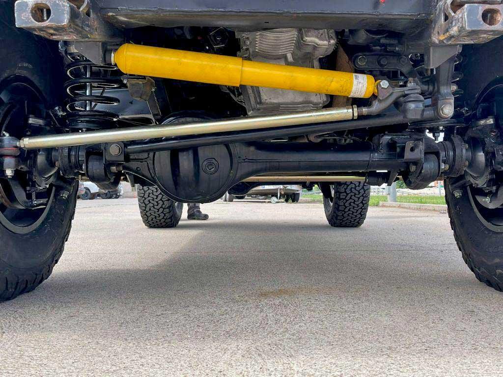 land rover defender amortiguadores