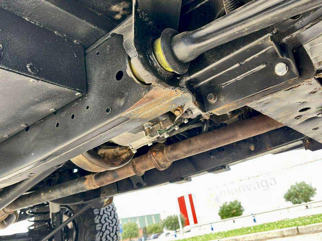 land rover defender hi capacity pickup for sale